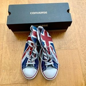 Limited Edition Converse High Tops